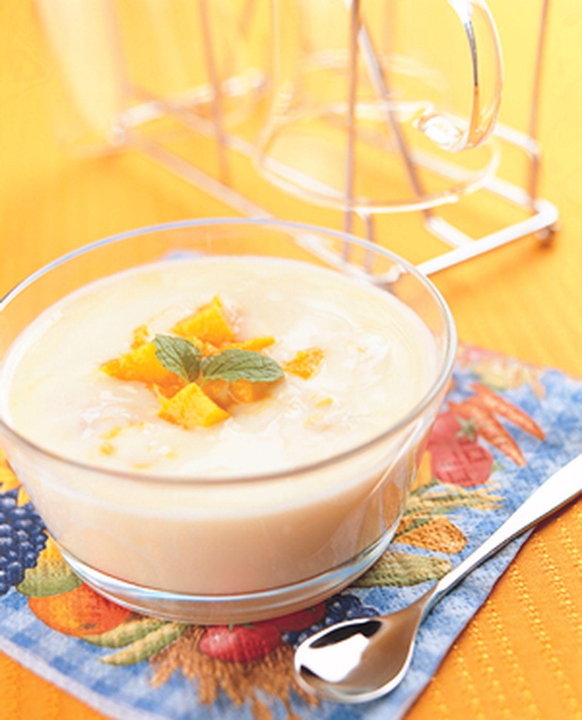 食譜:芒果優格