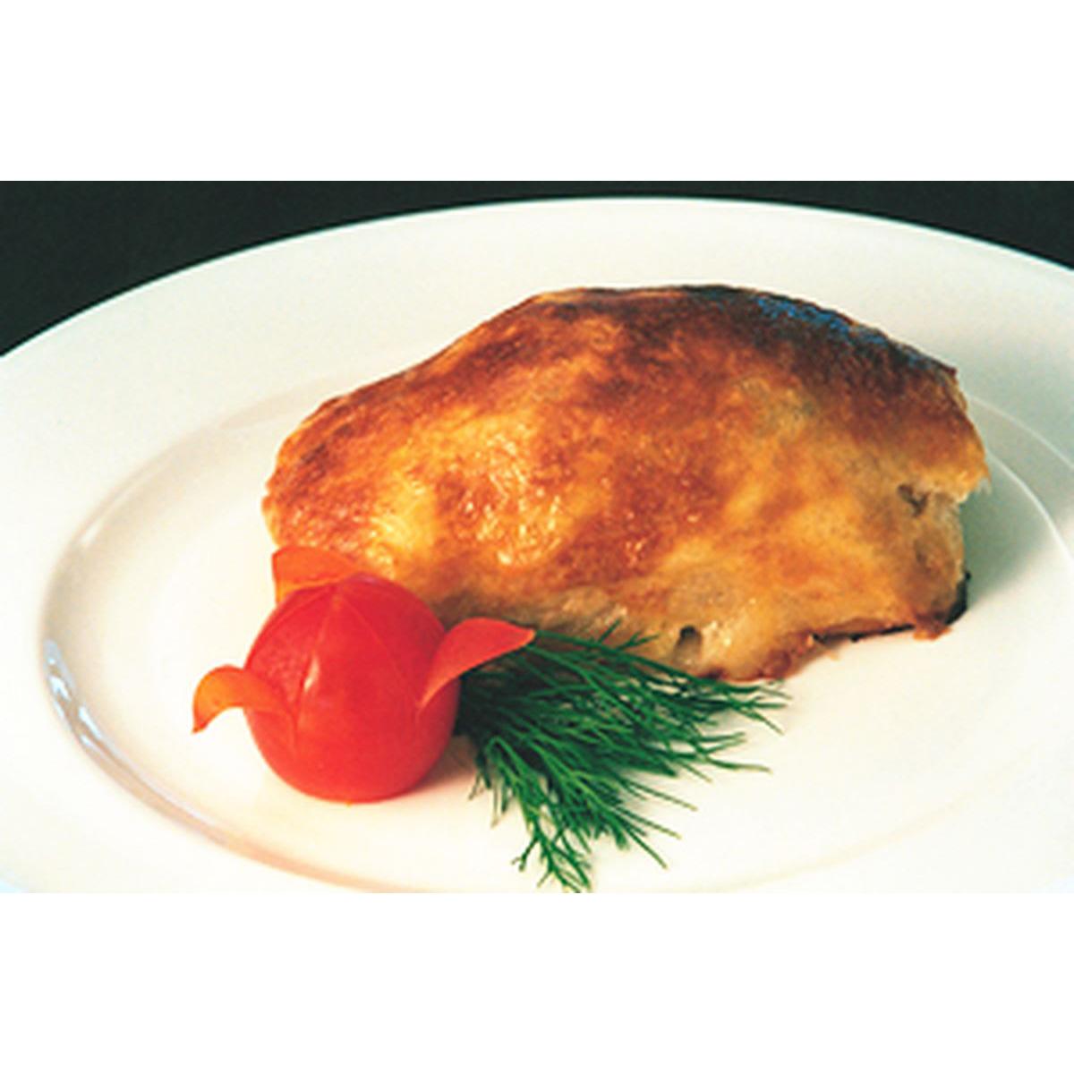 食譜:茴香酥皮烤鮭魚
