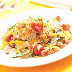 薄荷香料蔬菜沙拉