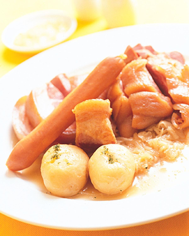 食譜:阿爾薩斯豬腳