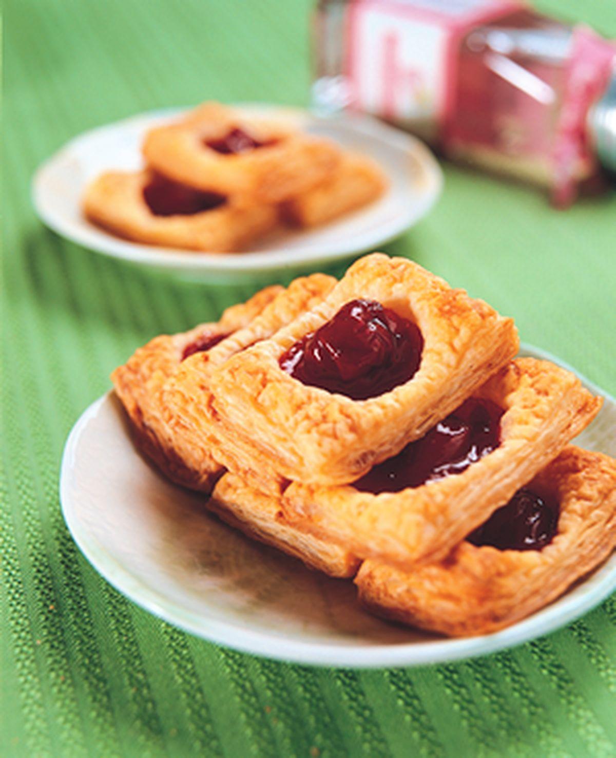 食譜:櫻桃酥餅