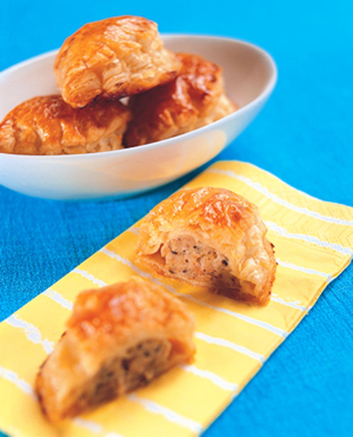 食譜:香菇起酥餃