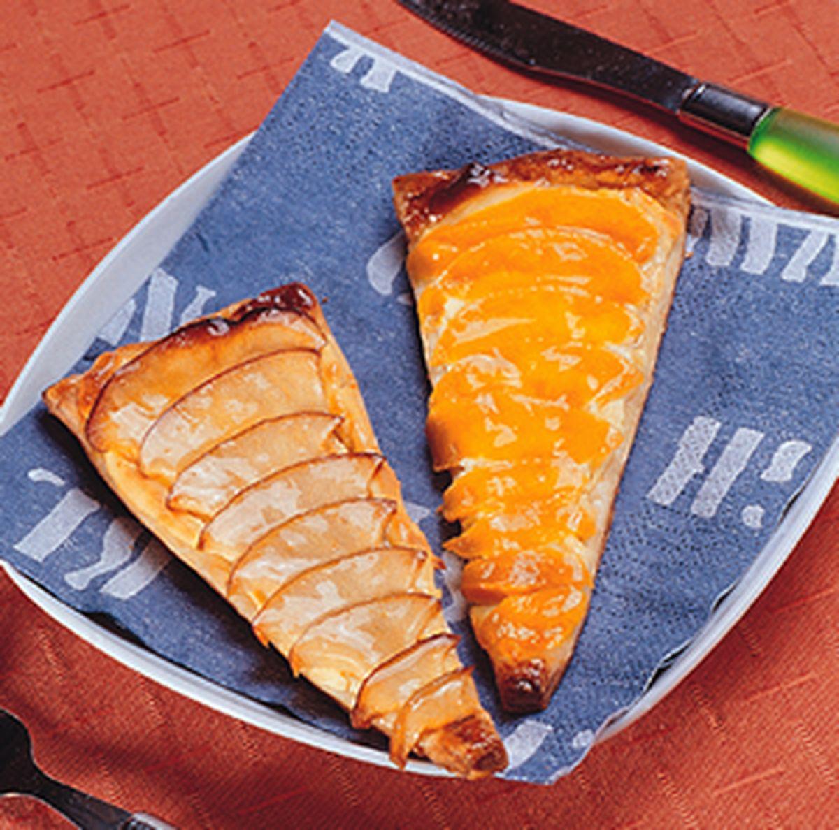 食譜:乳酪水果派