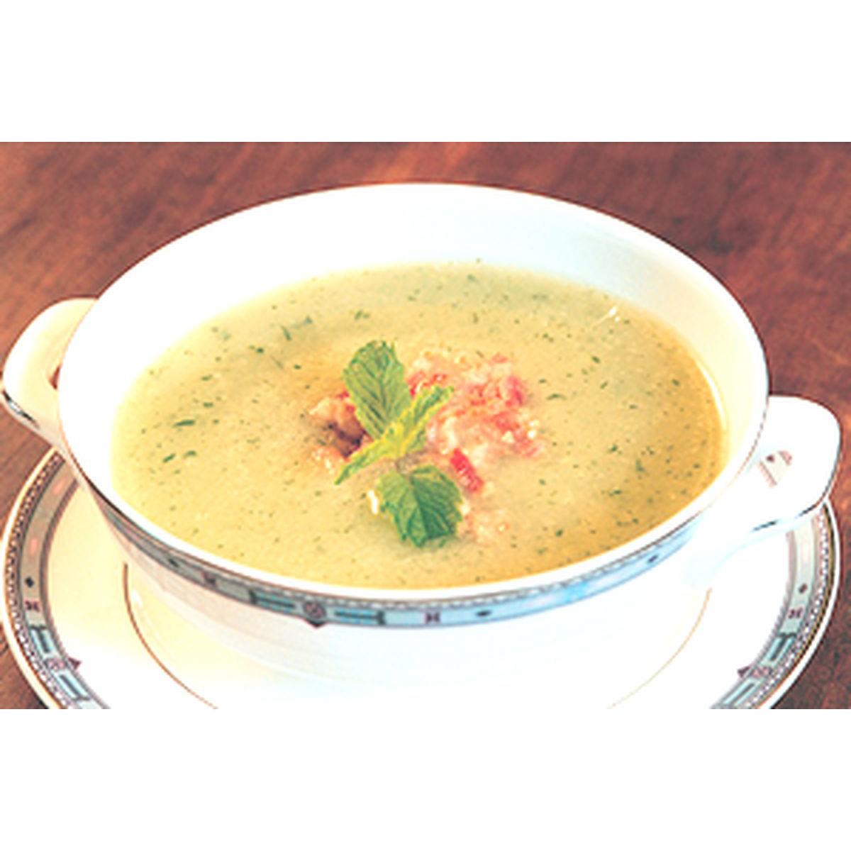 食譜:馬鈴薯冷湯