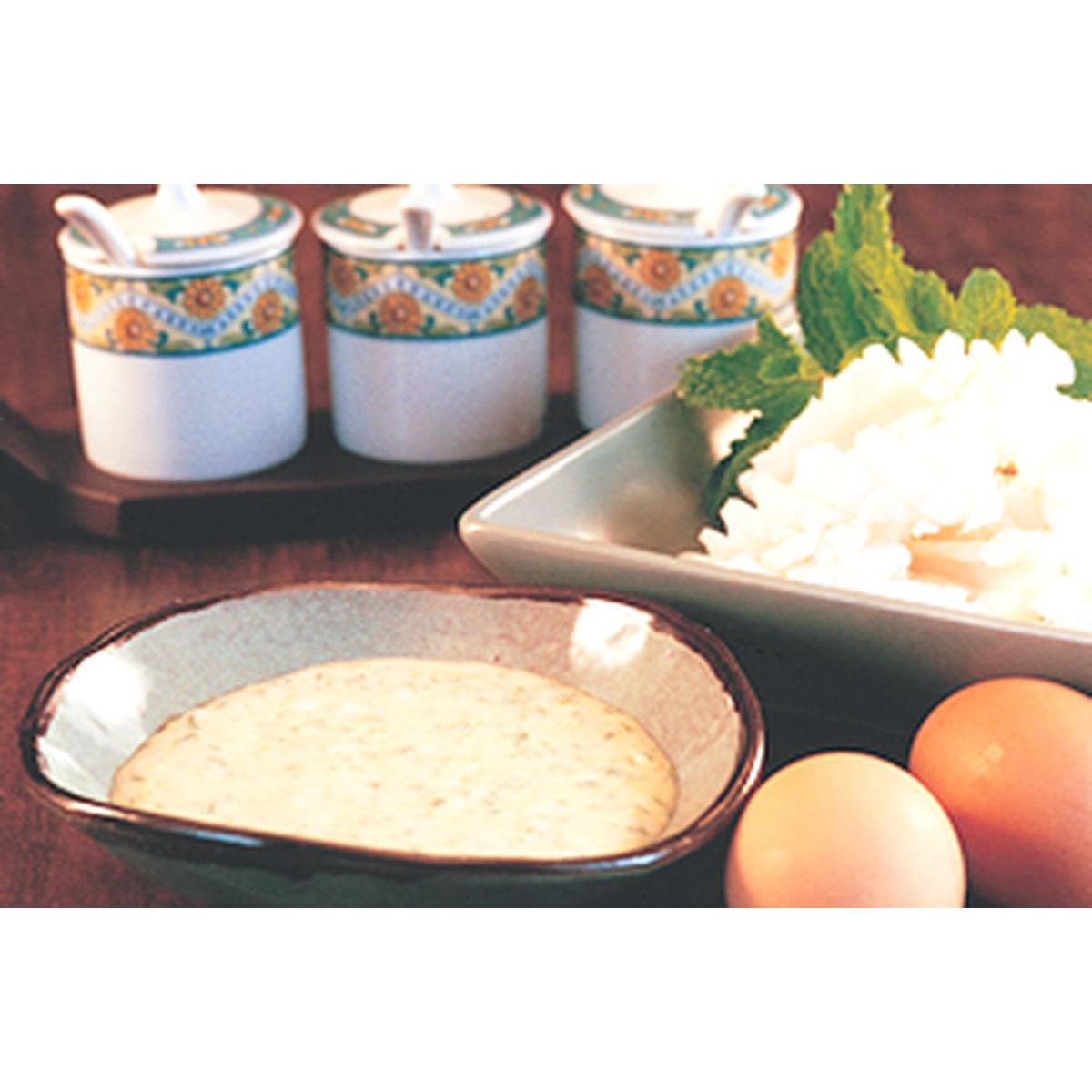 食譜:薄荷塔塔醬