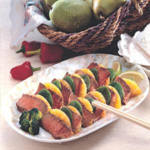 香菠麒麟牛肉
