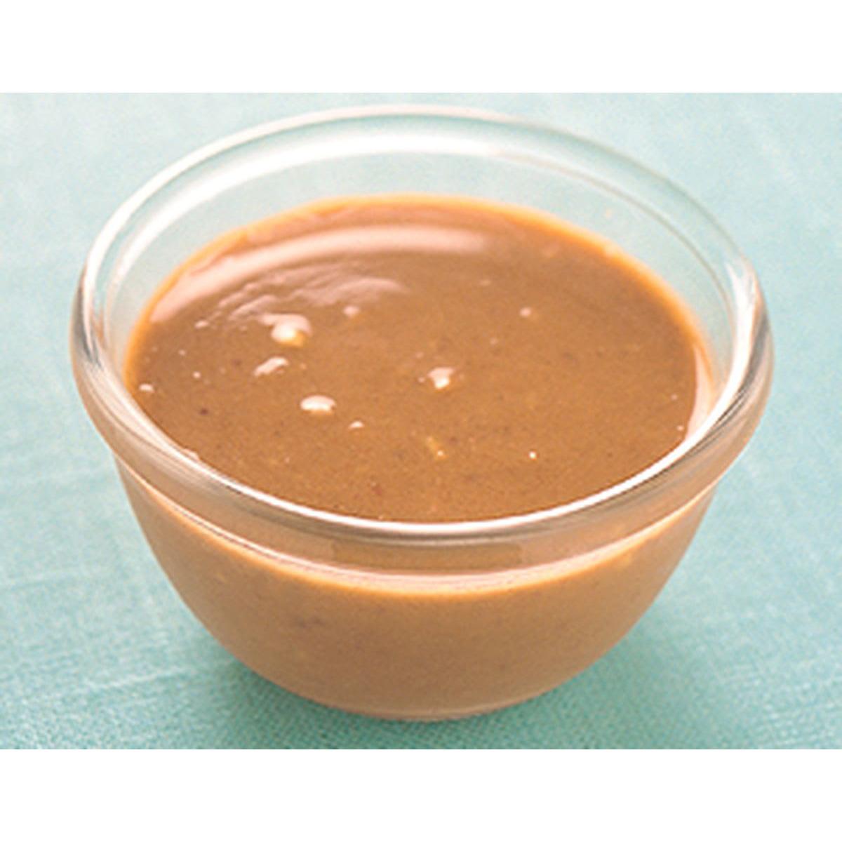 食譜:中華麵基本醬汁(芝麻醬口味)