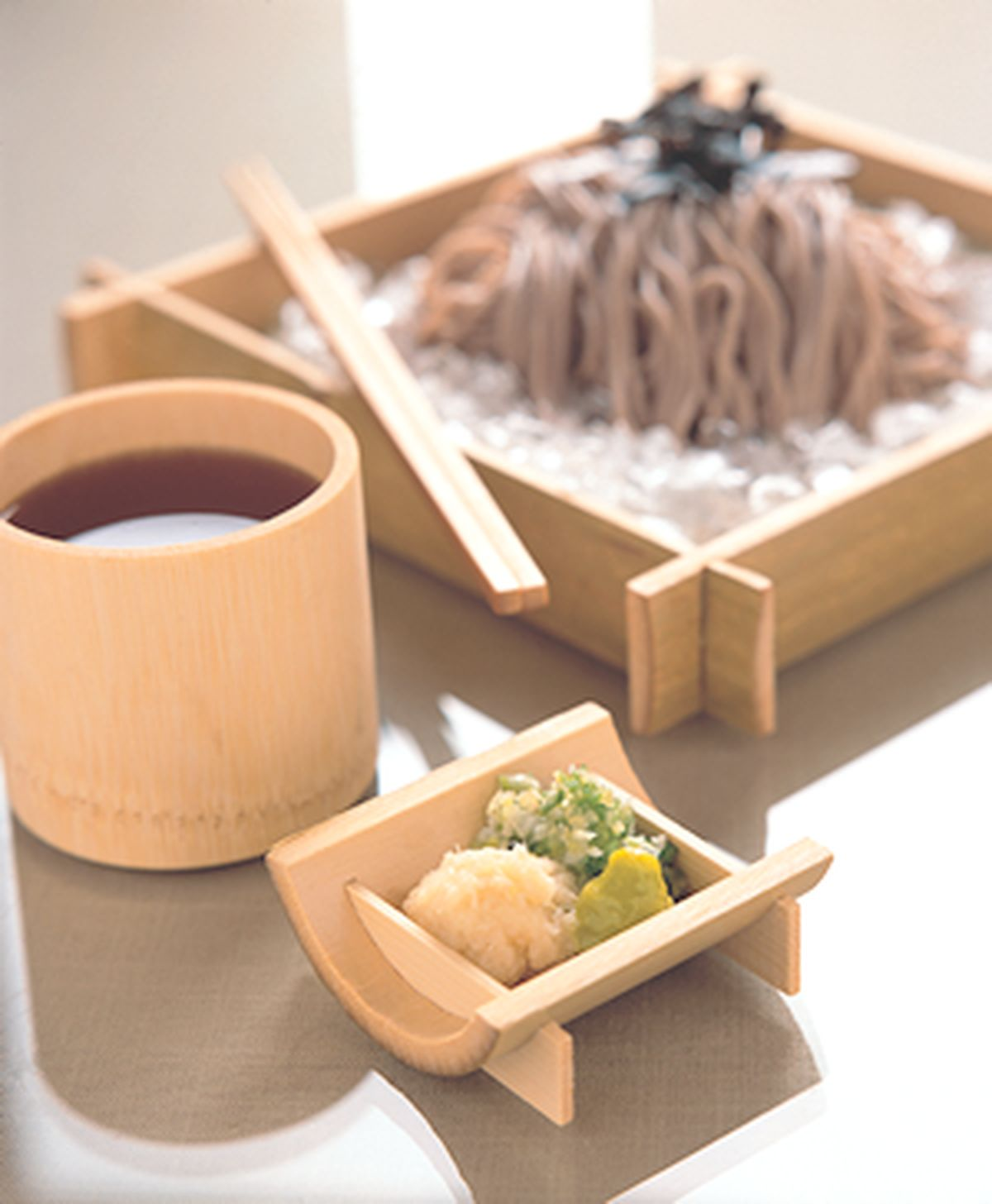 食譜:傳統蕎麥麵