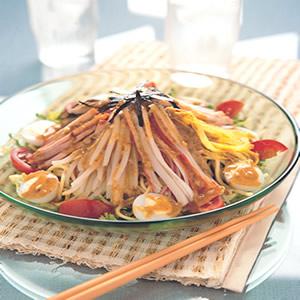 什錦冷中華麵