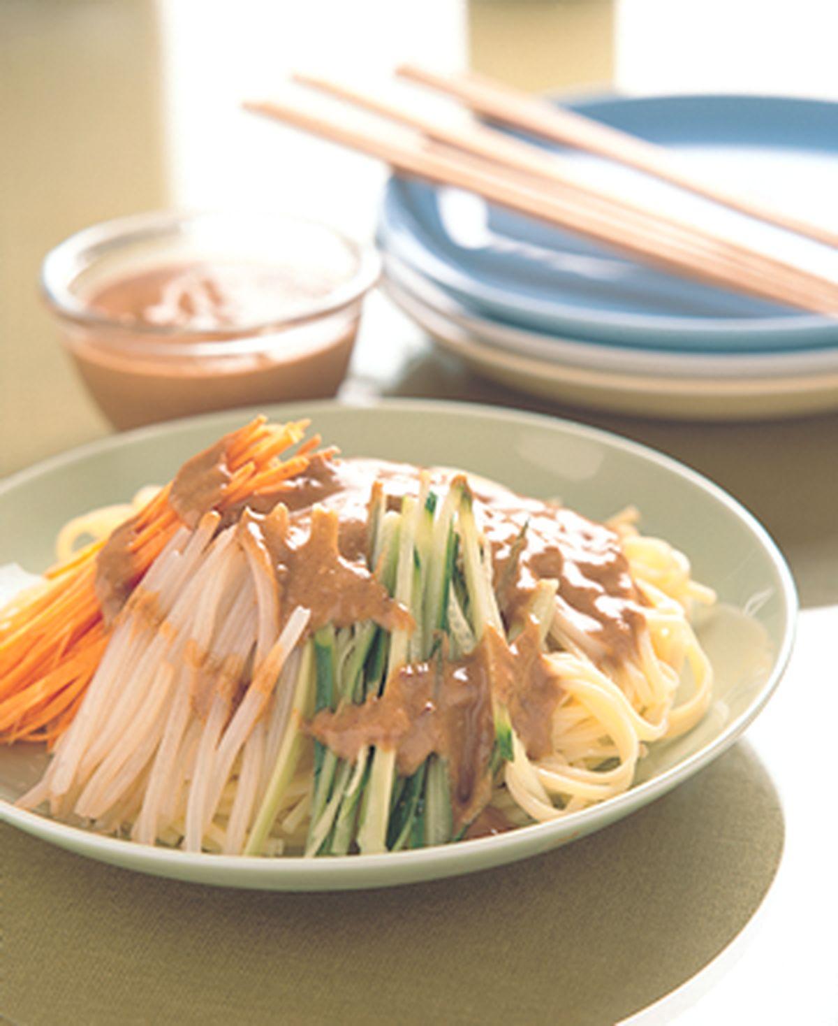 食譜:台式風味涼麵