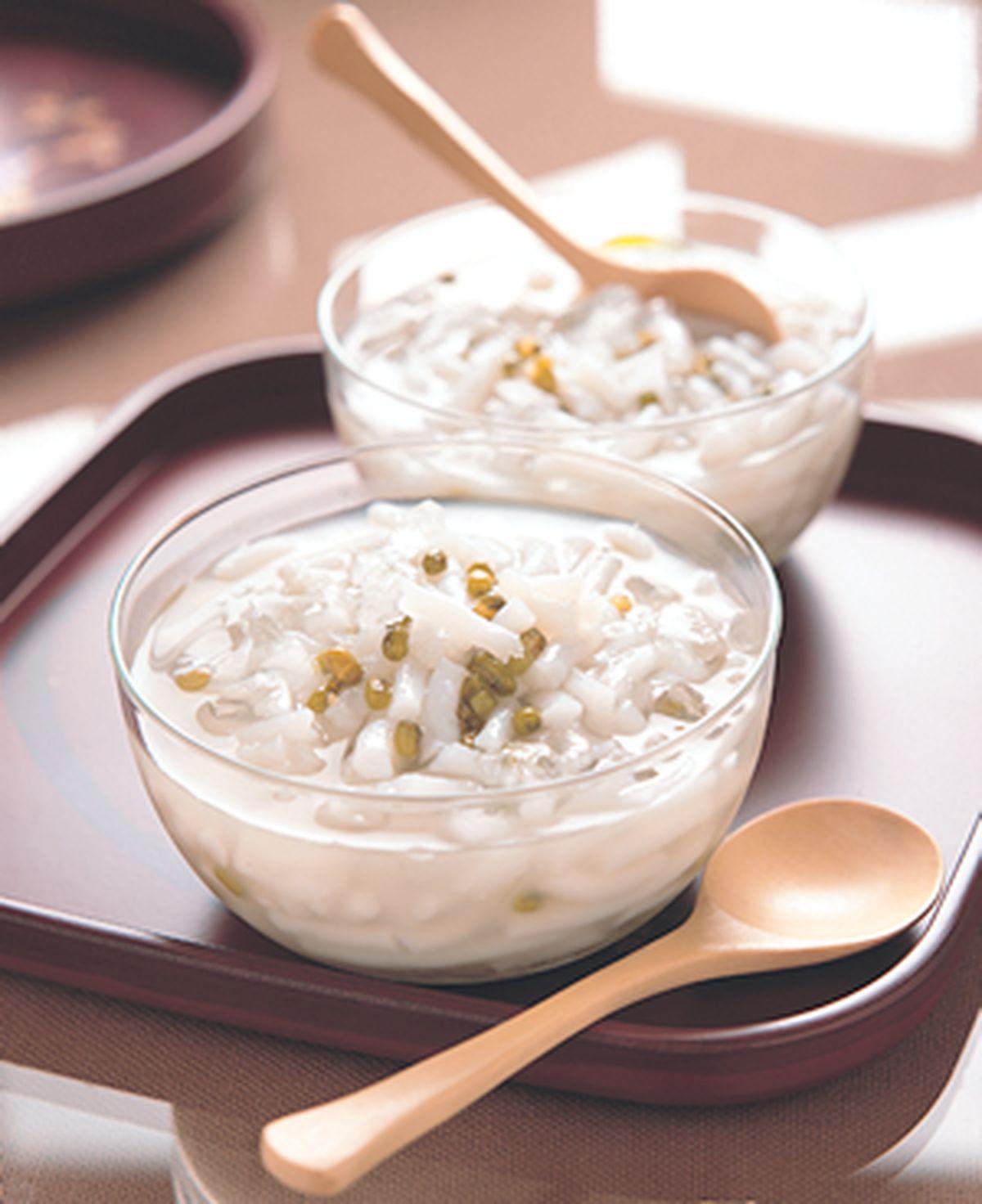 食譜:綠豆米苔目