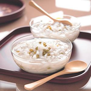 綠豆米苔目