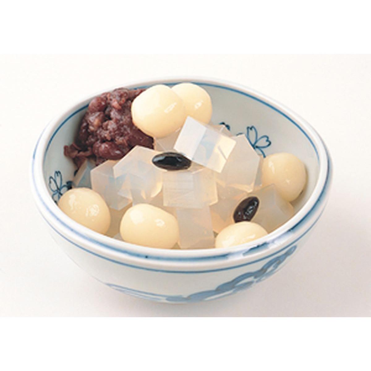 食譜:白玉蜜豆沙