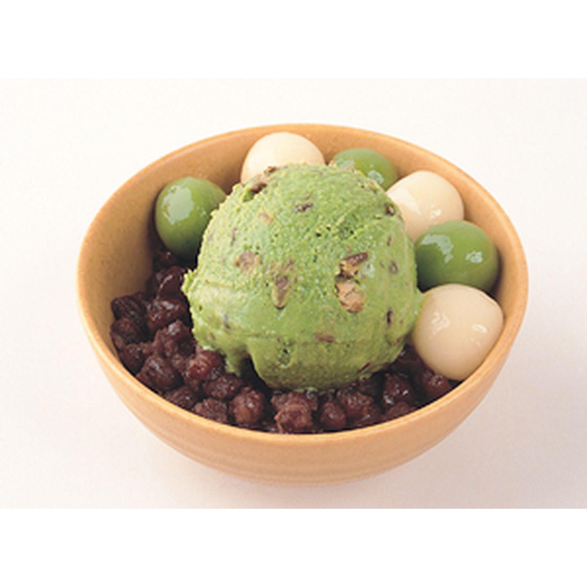 食譜:抹茶冰淇淋甜點
