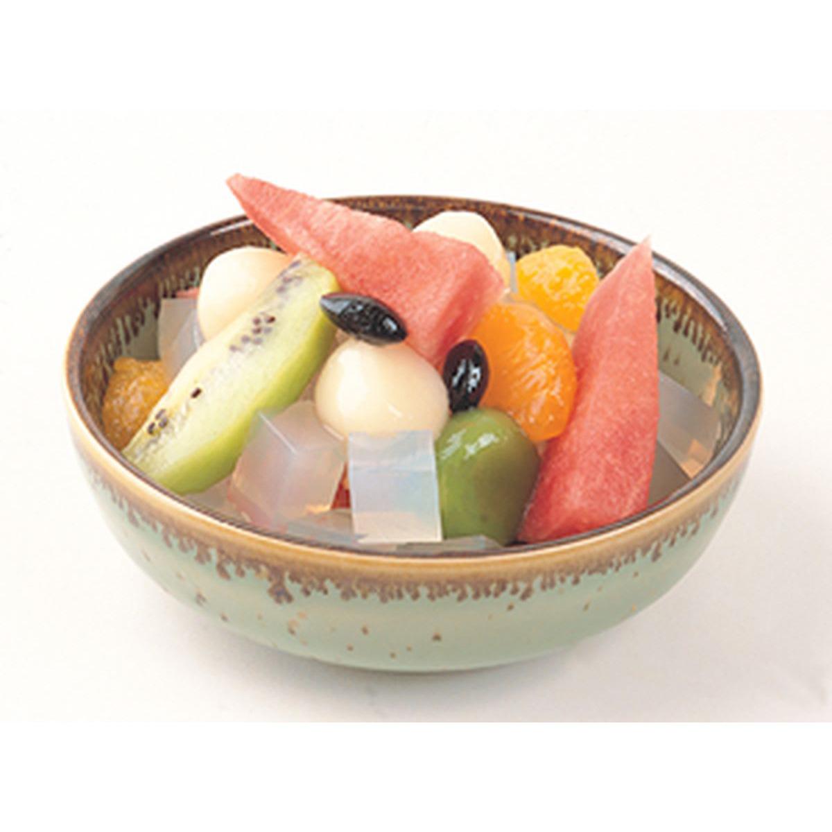 食譜:白玉蜜果