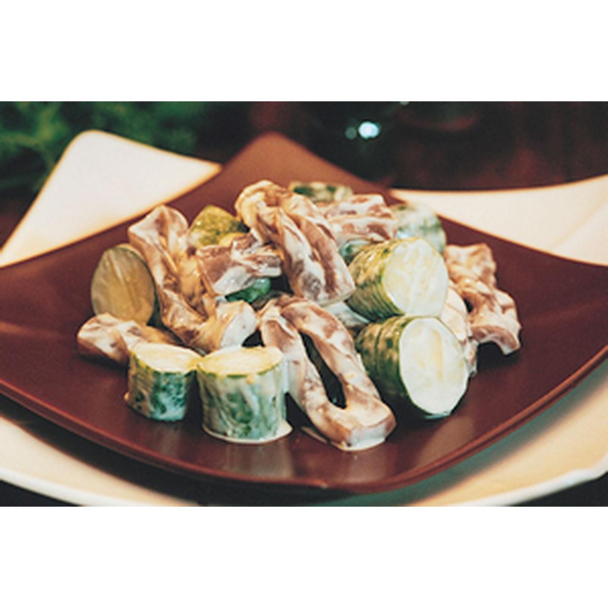 食譜:山葵醬蒟蒻黃瓜