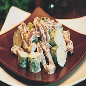 山葵醬蒟蒻黃瓜
