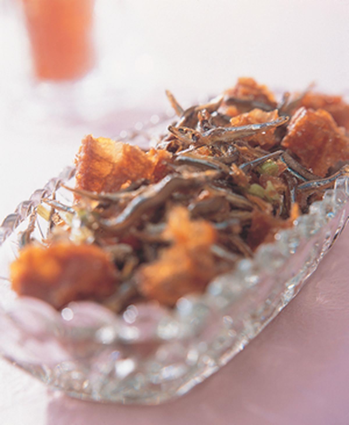 食譜:丁香拌油條
