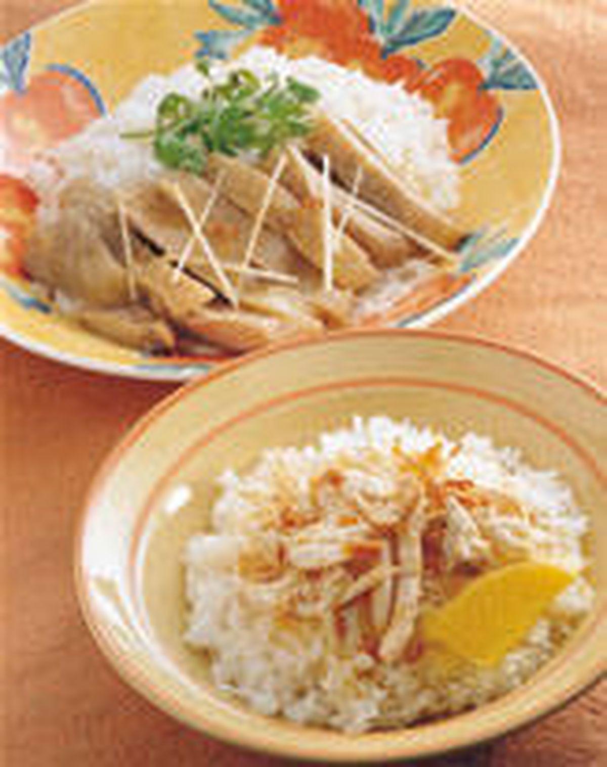 食譜:海南雞飯(1)
