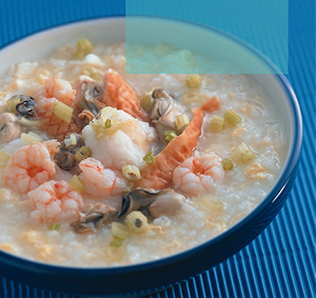 食譜:海鮮粥(2)