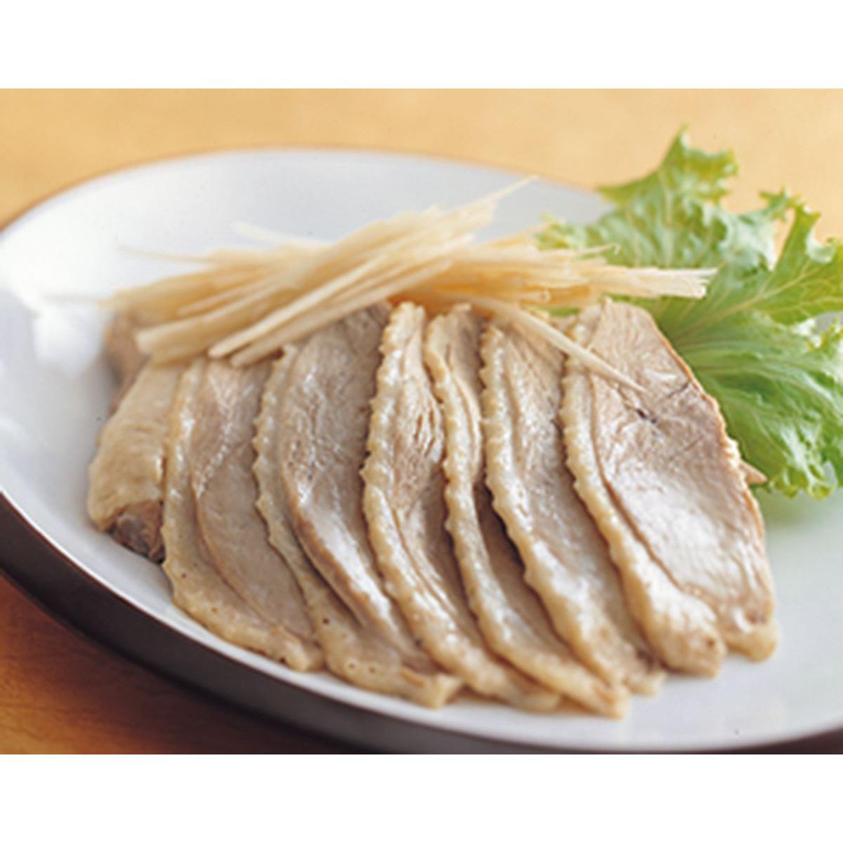 食譜:鵝肉扁