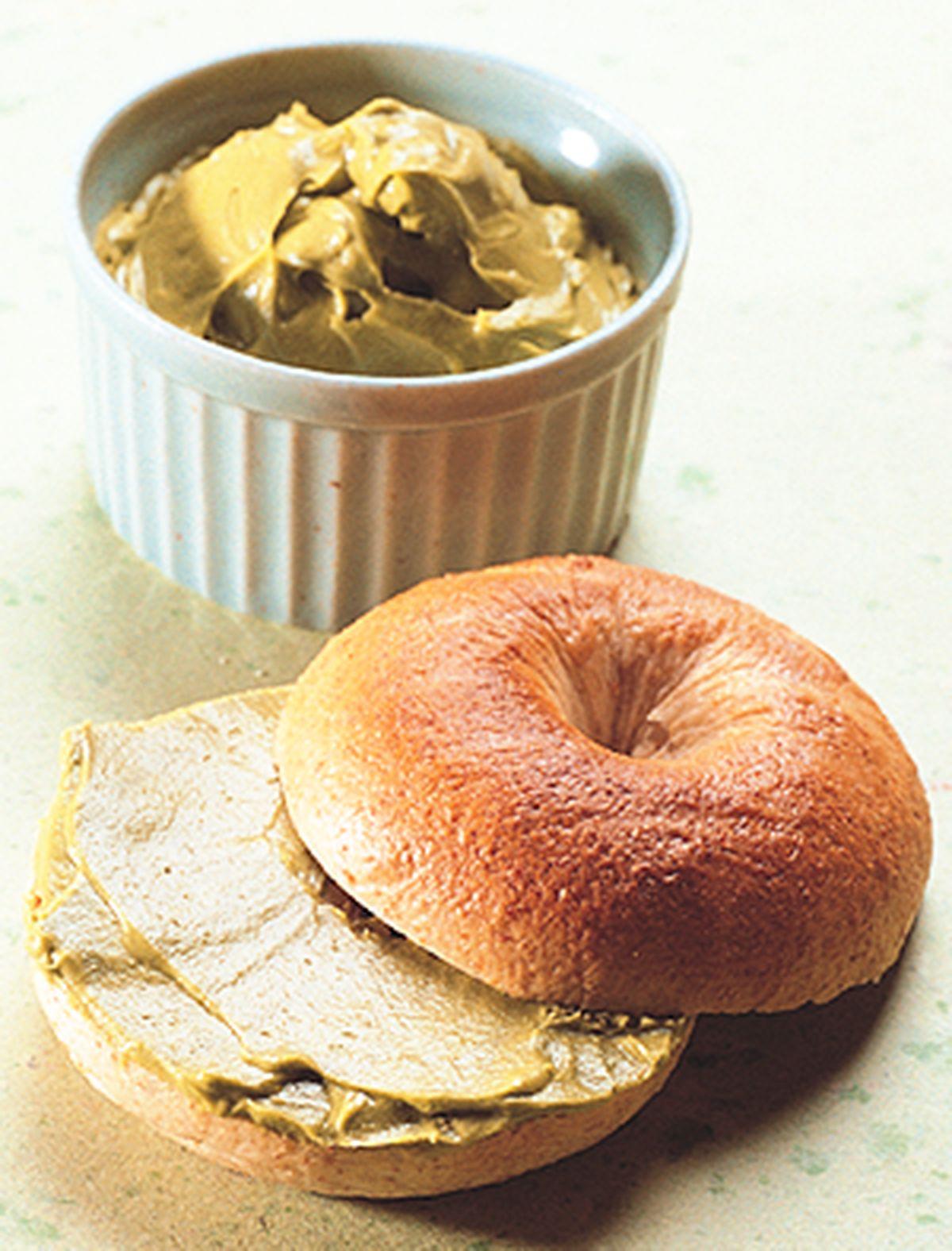 食譜:抹茶麵包醬
