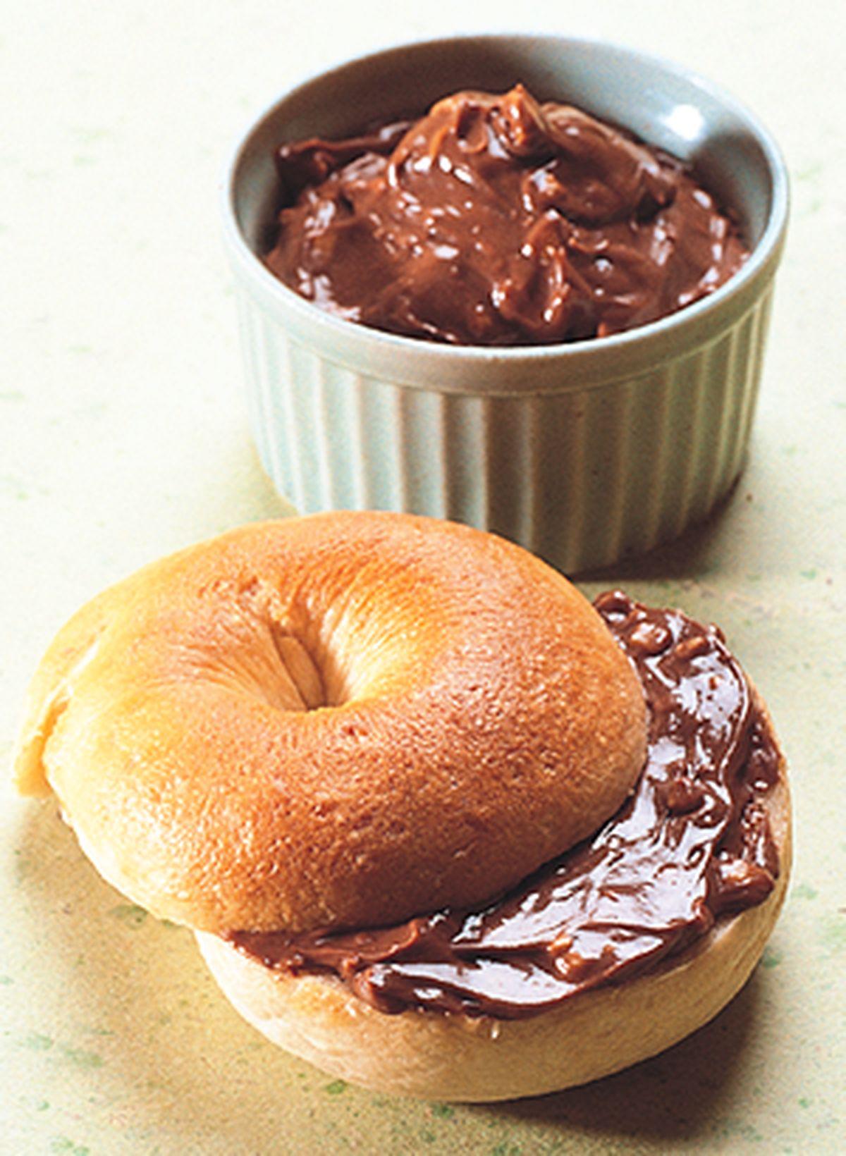 食譜:花生巧克力醬