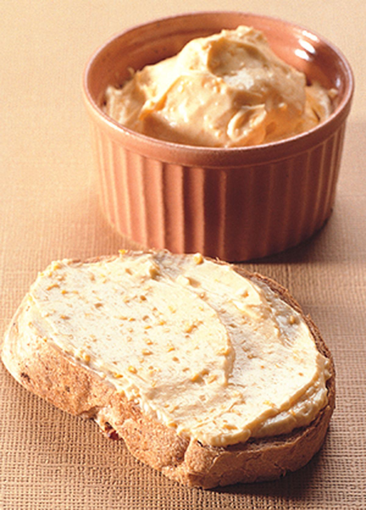 食譜:橘子乳酪醬