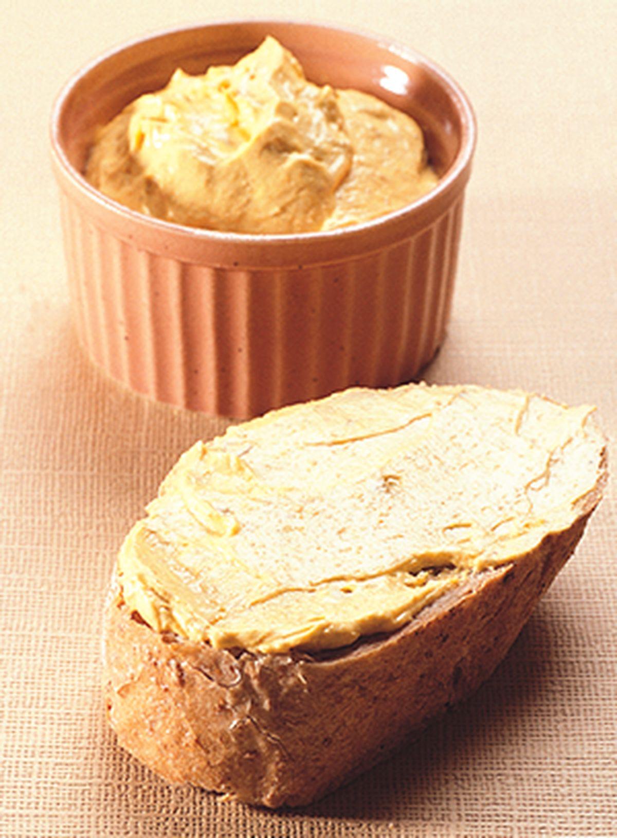 食譜:咖哩乳酪醬