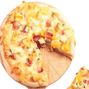 水果素什錦披薩