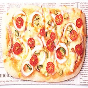 海鮮蕃茄披薩