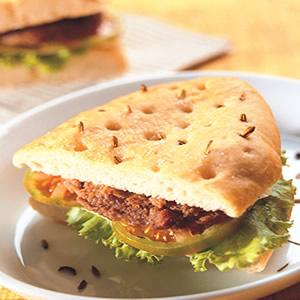 佛卡夏三明治