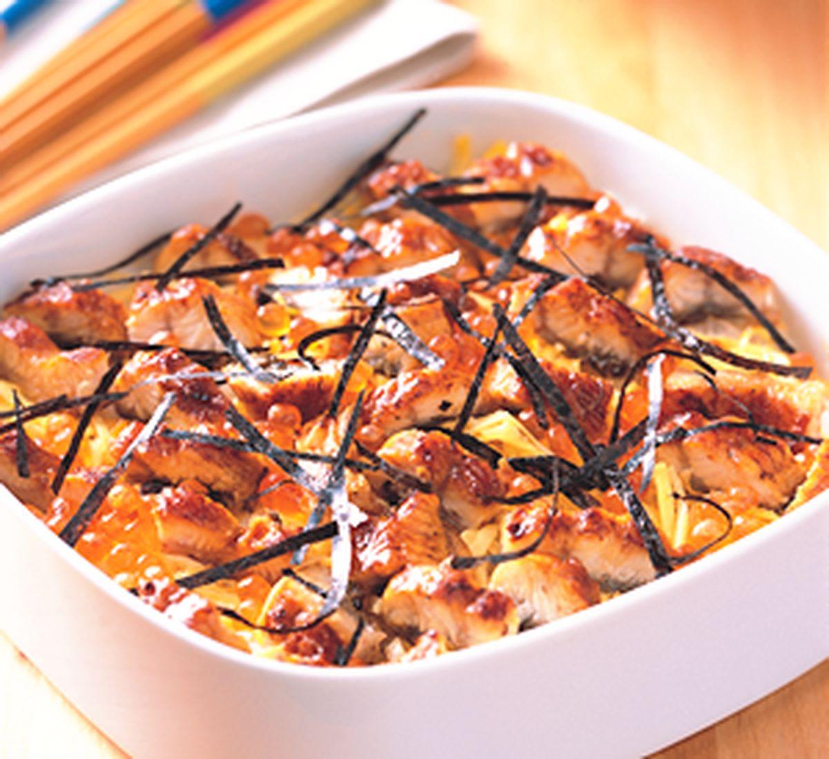 食譜:和風星鰻散壽司
