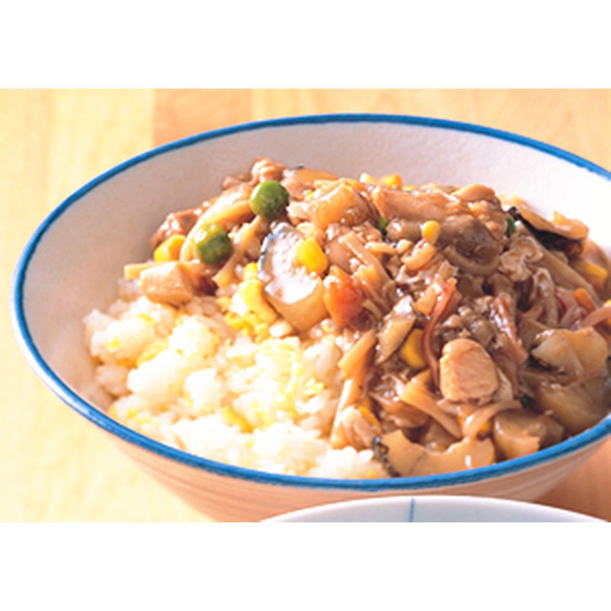 食譜:港式福州燴飯