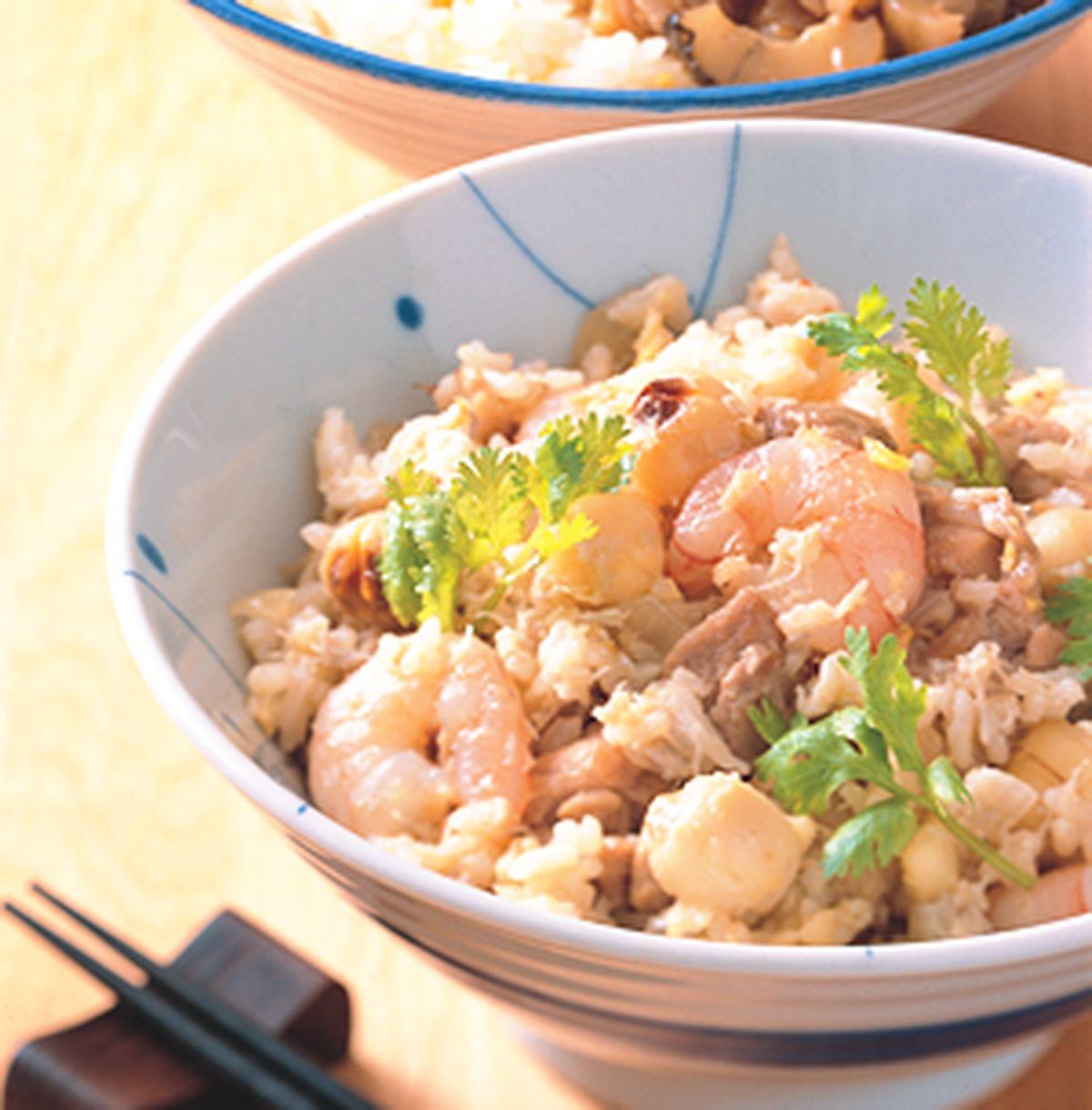 食譜:越南炒椰奶飯