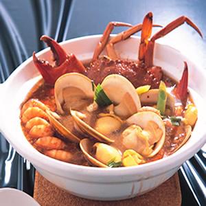咖哩海鮮鍋