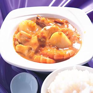 日式咖哩海鮮飯