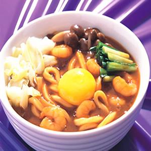 日式咖哩烏龍麵