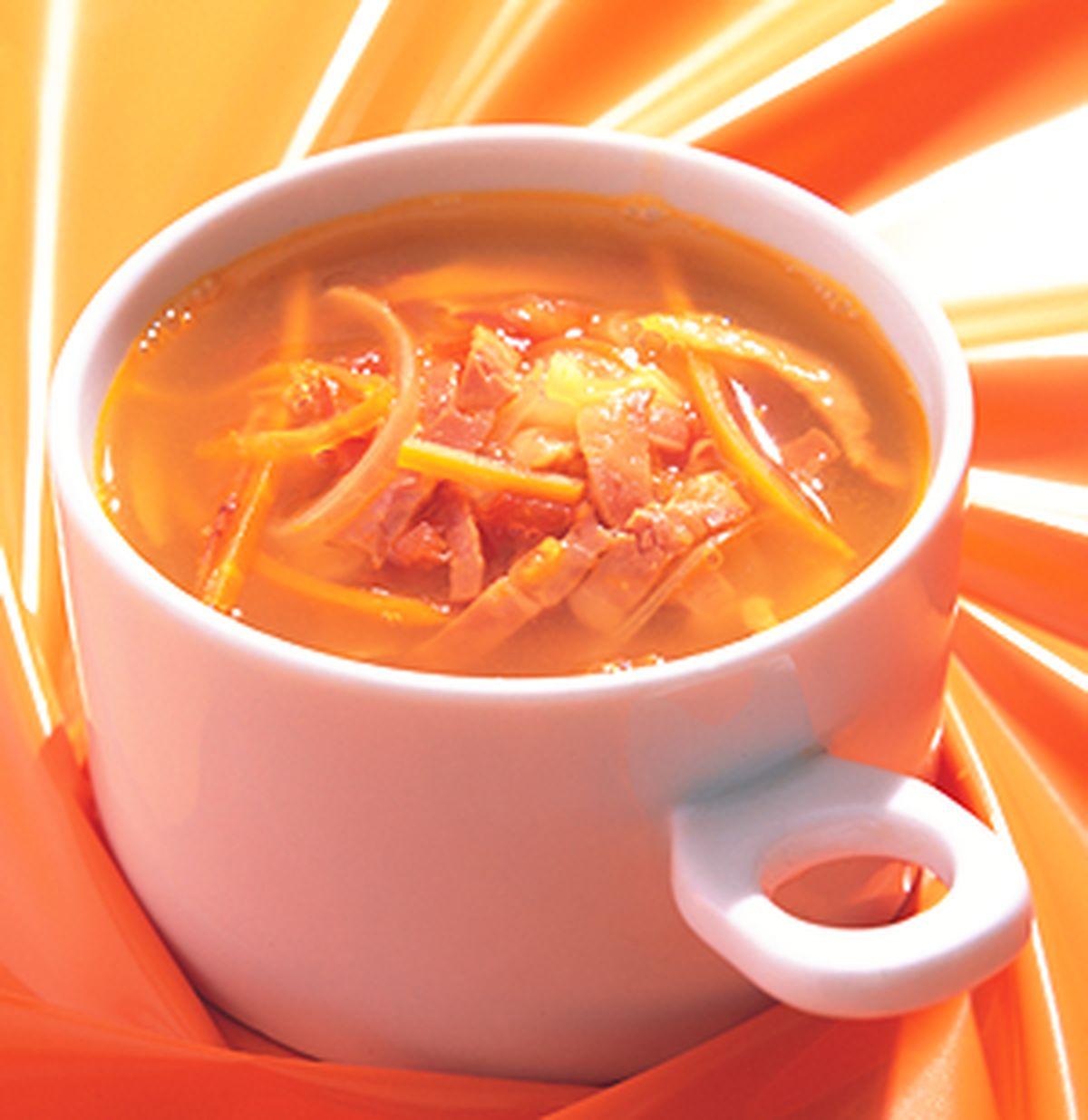 食譜:咖哩蔬菜湯