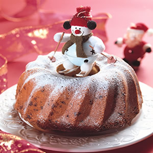 庫格酪福皇冠蛋糕