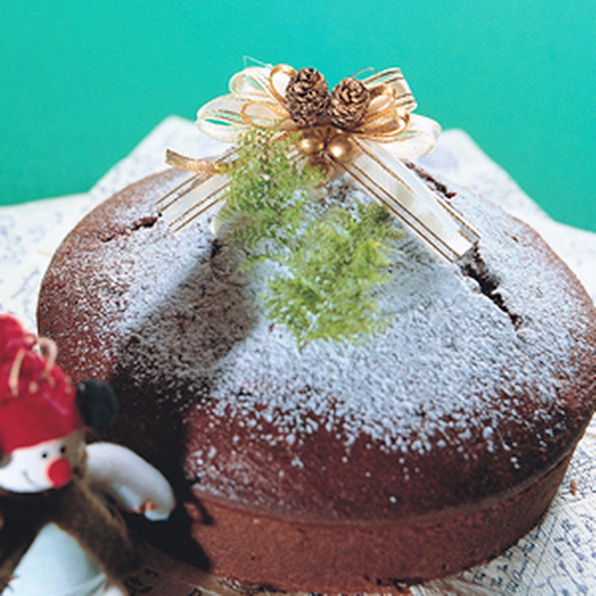 食譜:古典巧克力蛋糕