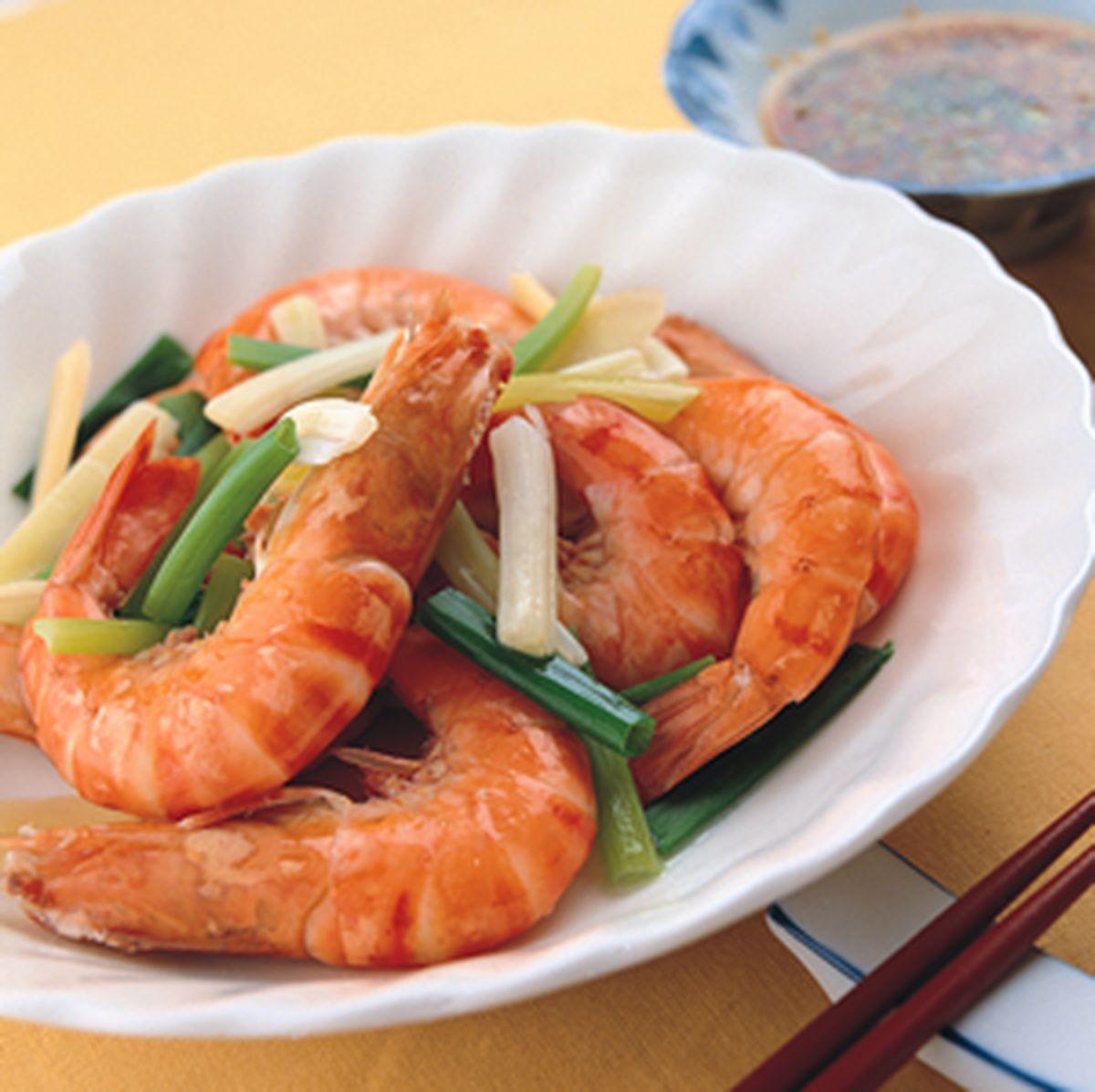 食譜:美露鮮蝦
