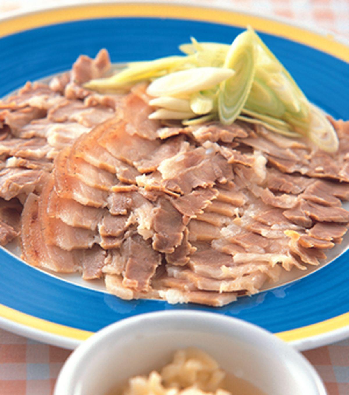 食譜:鹹豬肉