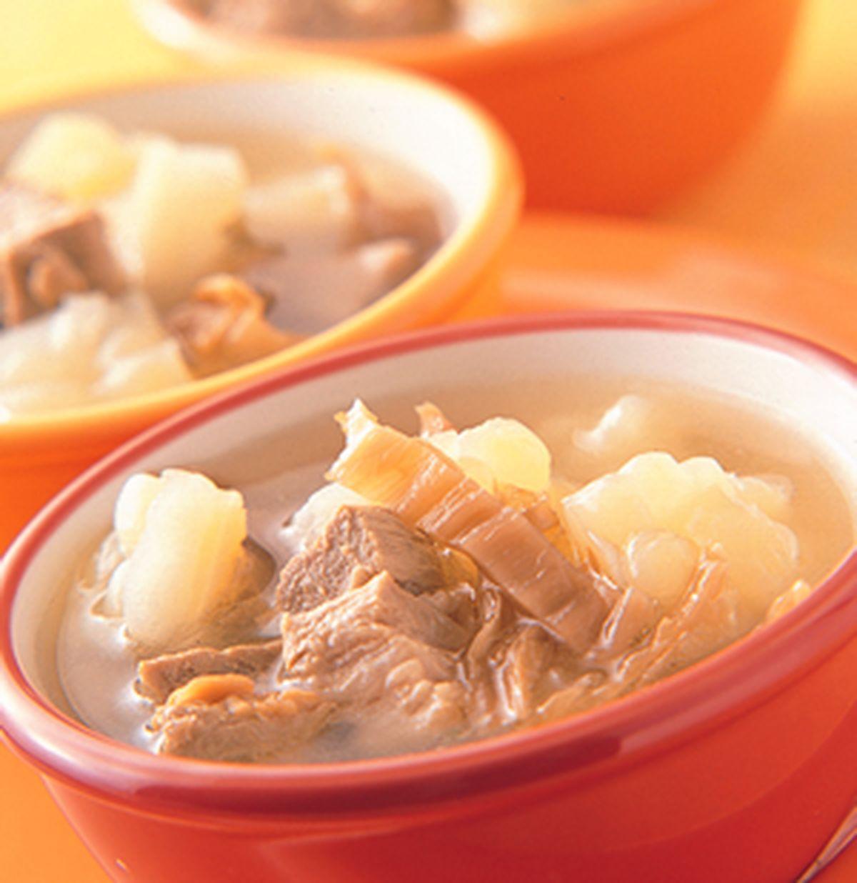 食譜:苦瓜福菜排骨湯