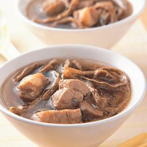 長江豆乾湯