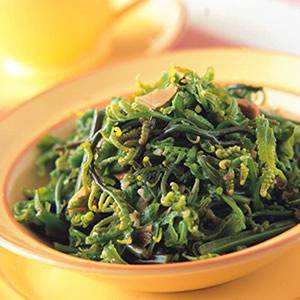 福菜炒水蕨