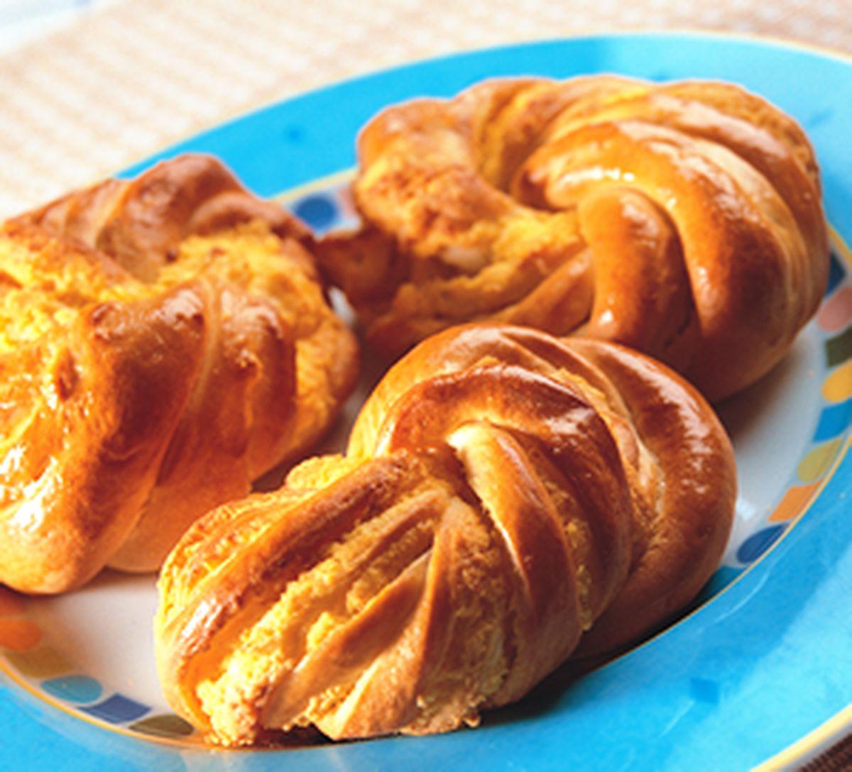 食譜:奶酥麵包
