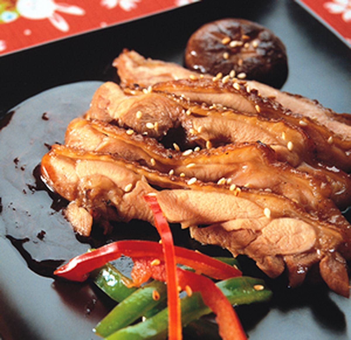 食譜:照燒雞