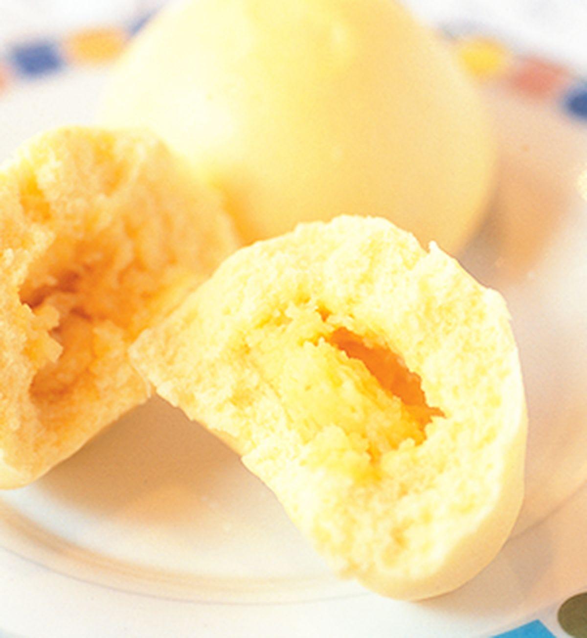 食譜:包子奶黃餡