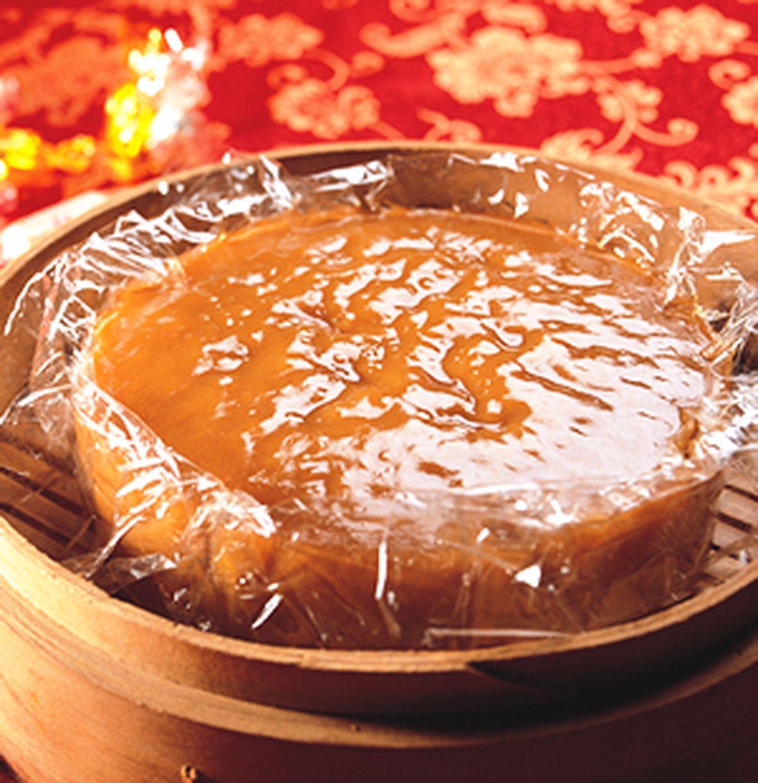 食譜:傳統年糕
